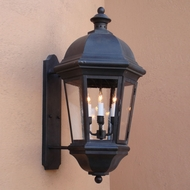 Lighting Innovations BPS1736 Outdoor 19 Wide x 36.5 Tall Wall Sconce Lighting
