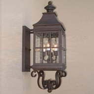 Lighting Innovations BPS2006 Outdoor 6.9 Wide x 20.5 Tall Light Sconce