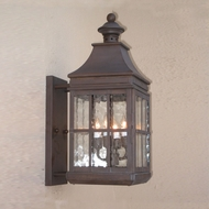 Lighting Innovations BPS2050 Exterior 5.6 Wide x 14.1 Tall Wall Lamp