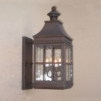 Lighting Innovations BPS2052 Exterior 7.9 Wide x 18.6 Tall Sconce Lighting