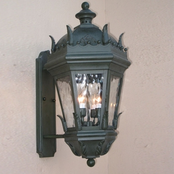 Lighting Innovations BPS5836 Traditional Outdoor 19 Wide x 36.5 Tall Wall Sconce Lighting