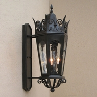 Lighting Innovations BPS7062 Traditional Outdoor 11.5 Wide x 25.5 Tall Light Sconce