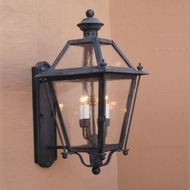 Lighting Innovations BPS9222 Outdoor 10 Wide x 20 Tall Wall Sconce Lighting