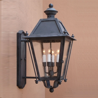 Lighting Innovations BPS9322 Outdoor 10 Wide x 20 Tall Wall Light Sconce
