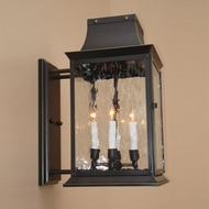 Lighting Innovations BPS9521 Outdoor 8.3 Wide x 14.8 Tall Wall Light Sconce