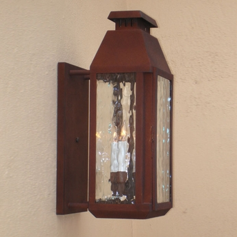 Lighting Innovations BPS9633 Outdoor 11.1 Wide x 23.6 Tall Wall Sconce Lighting