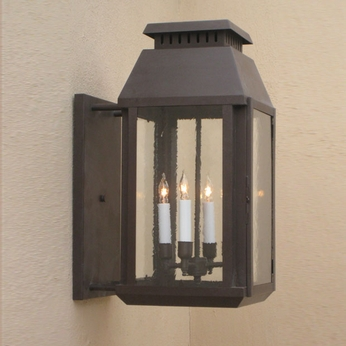 Lighting Innovations BPS9671 Outdoor 7 Wide x 15.9 Tall Lighting Wall Sconce