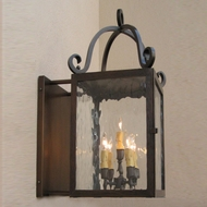 Lighting Innovations BS13AA Outdoor 4.6 Wide x 11.8 Tall Wall Light Sconce