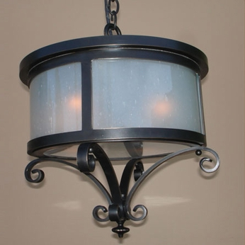Lighting Innovations C10147 Exterior 22.9 Wide x 21.6 Tall Hanging Lamp