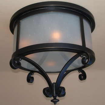 Lighting Innovations C10148 Outdoor 11.5 Wide x 11 Tall Home Ceiling Lighting