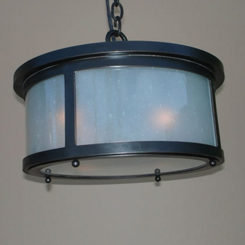 Lighting Innovations C10168 Outdoor 15.8 Wide x 11.5 Tall Drop Ceiling Lighting