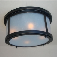 Lighting Innovations C10175 Exterior 17.5 Wide x 8.6 Tall Home Ceiling Lighting
