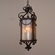 Lighting Innovations H12044 10.5 Wide x 25.8 Tall Hanging Lamp