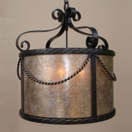 Lighting Innovations H12080 26.3 Wide x 27.5 Tall Hanging Lamp