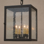 Lighting Innovations H1350 Outdoor 8 Wide x 13.3 Tall Ceiling Light Pendant