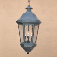 Lighting Innovations H1443 Traditional Outdoor 14 Wide x 27.3 Tall Lighting Pendant