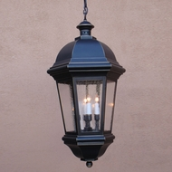 Lighting Innovations H1777 Exterior 21  Wide x 44.3  Tall Hanging Light