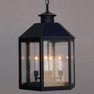 Lighting Innovations H1953 Outdoor 14  Wide x 18.4  Tall Lighting Pendant
