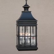 Lighting Innovations H2038 Outdoor 8.9  Wide x 22.5  Tall Drop Lighting