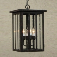 Lighting Innovations H4233 Outdoor 11 Wide x 14.8 Tall Ceiling Light Pendant