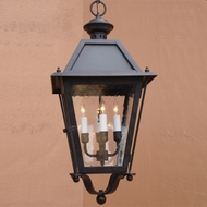 Lighting Innovations H9344 Outdoor 14  Wide x 28  Tall Hanging Lamp
