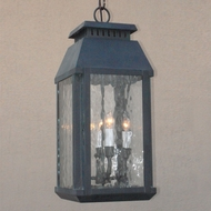 Lighting Innovations H9663 Outdoor 11.1  Wide x 26.5  Tall Pendant Lighting