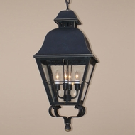 Lighting Innovations H9841 Exterior 9.6  Wide x 20.5  Tall Pendant Lighting Fixture