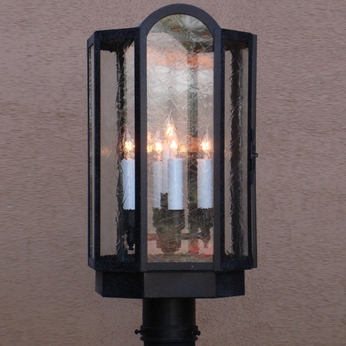 Lighting Innovations P1670 Exterior 5 Wide x 10.9 Tall Post Lamp