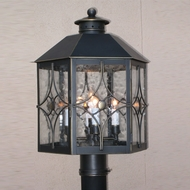 Lighting Innovations P1874 Exterior 16 Wide x 24 Tall Post Lamp