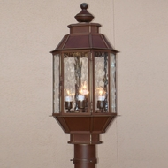 Lighting Innovations P2136 Exterior 9.6 Wide x 25 Tall Post Lamp