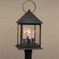 Lighting Innovations P2521 Exterior 5 Wide x 12 Tall Post Lamp