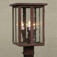 Lighting Innovations P4172 Exterior 9 Wide x 15.8 Tall Post Lamp