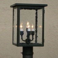 Lighting Innovations P4762 Exterior 9 Wide x 15.8 Tall Post Lamp