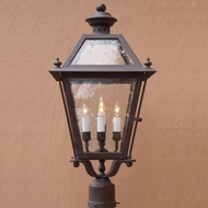 Lighting Innovations P9239 Outdoor 14 Wide x 29.3 Tall Post Lamp