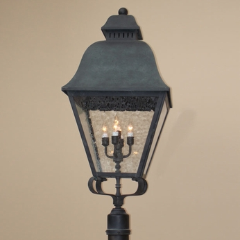 Lighting Innovations P9751 Exterior 9.6 Wide x 22 Tall Post Lamp