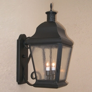 Lighting Innovations S5963 Outdoor 10.3 Wide x 21.5 Tall Wall Sconce