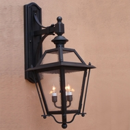 Lighting Innovations TB9217 Outdoor 10 Wide x 27.3 Tall Sconce Lighting