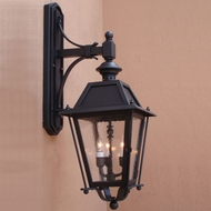 Lighting Innovations TB9319 Outdoor 14 Wide x 37 Tall Wall Light Sconce