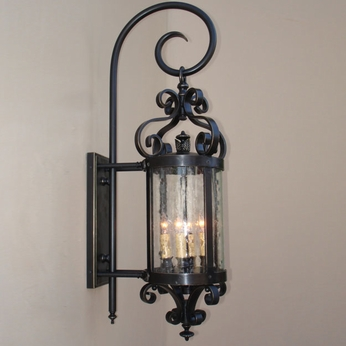 Lighting Innovations TH10006 Exterior 25 Wide x 74 Tall Wall Lighting Sconce
