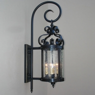 Lighting Innovations TH10026 Exterior 25 Wide x 70.3 Tall Wall Sconce Lighting