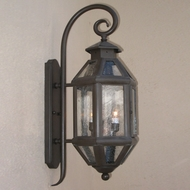 Lighting Innovations TH9103 Exterior 11.6 Wide x 33.1 Tall Lighting Sconce