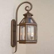 Lighting Innovations TH9152 Exterior 11.6 Wide x 33 Tall Lamp Sconce
