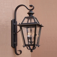 Lighting Innovations TH9204 Outdoor 14 Wide x 32.3 Tall Wall Lighting Sconce
