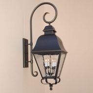 Lighting Innovations TH9712 Outdoor 10.8  Wide x 31.8  Tall Wall Lighting