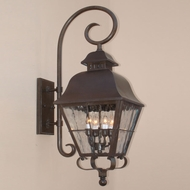 Lighting Innovations TH9810 Exterior 7.3  Wide x 22  Tall Sconce Lighting