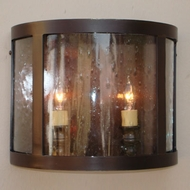 Lighting Innovations WB10127 Outdoor 12.5 Wide x 10 Tall Wall Lighting Fixture