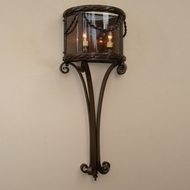 Lighting Innovations WB11121 Outdoor 11.4 Wide x 27.5 Tall Light Sconce