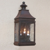 Lighting Innovations WB1146 Outdoor 6.9 Wide x 16.6 Tall Wall Sconce Light