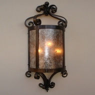 Lighting Innovations WB12024 16 Wide x 38 Tall Wall Light Sconce