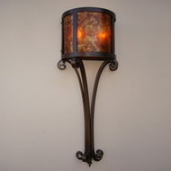 Lighting Innovations WB12037 13.8 Wide x 33.5 Tall Lamp Sconce